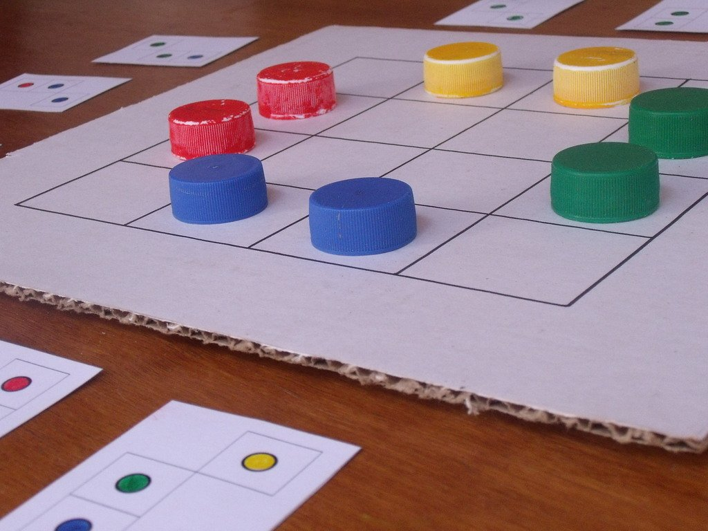 simple board games to make