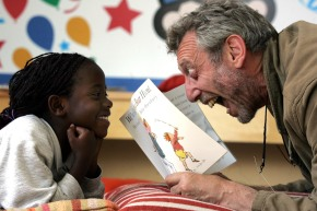 Michael Rosen (picture from sevenstories.org.uk)